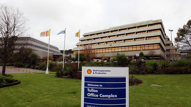 Shell offices