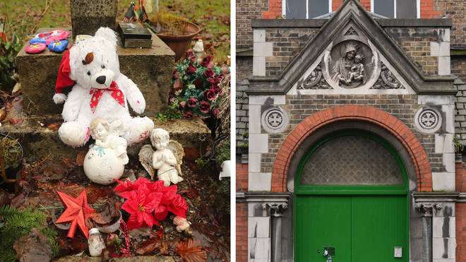 Around 9,000 children died at mother and baby homes in Ireland
