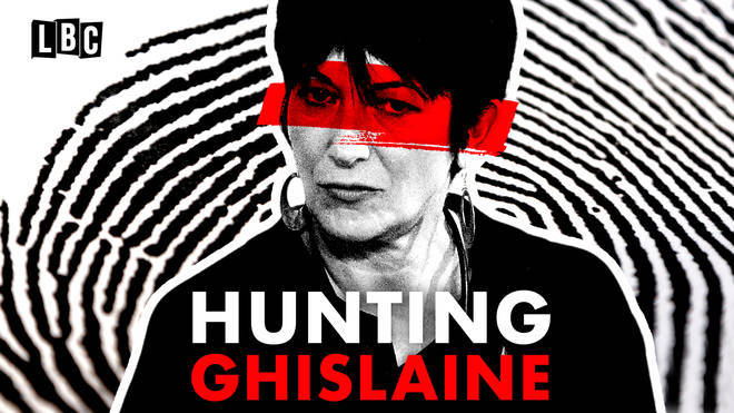 Hunting Ghislaine, a Global Original podcast.. On Global Player or wherever you find your podcasts