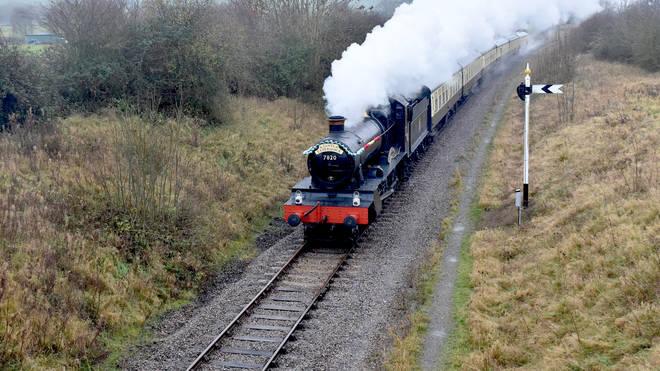 The Gloucestershire Warwickshire Steam Railway