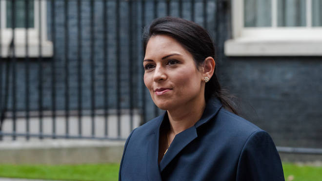 """Priti Patel said ministers are focusing on """"enforcing the rules&squot;"""