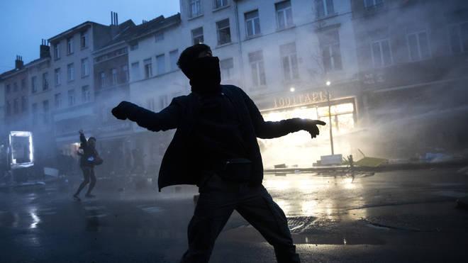 Belgium Police Death
