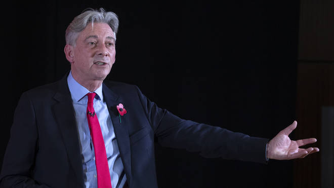 Richard Leonard is closely associated with the former UK Labour leader Jeremy Corbyn
