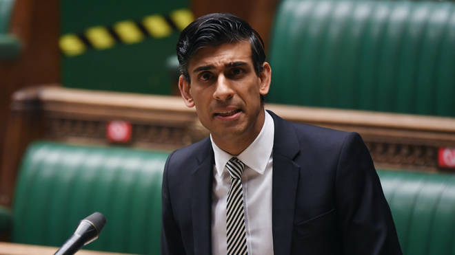 Rishi Sunak is facing pressure from backbench MPs over Covid-19 financial support