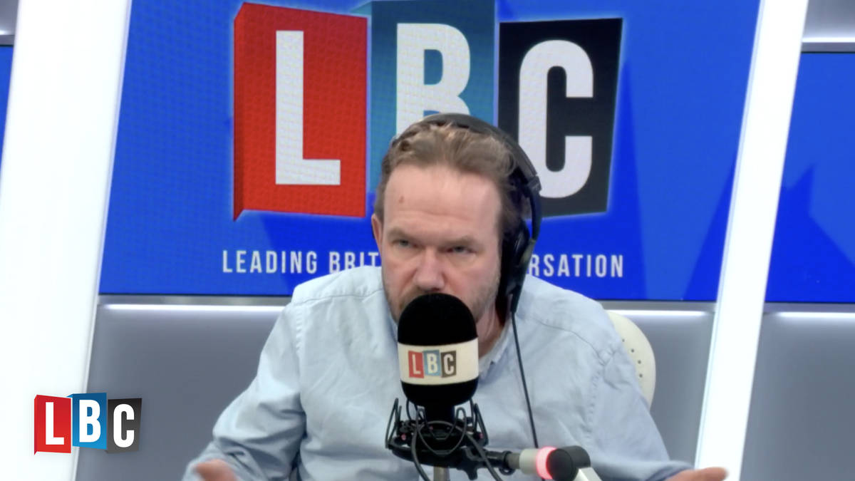 James O'Brien reacts to 'dire' situation for UK fishermen 'conned' by Brexit deal