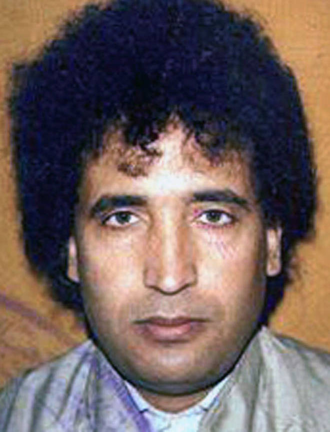 The late Lockerbie bomber Abdelbaset al-Megrahi