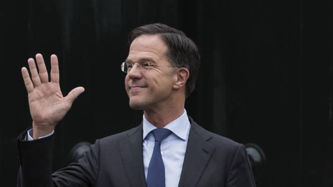 Mark Rutte (Peter Dejong/AP)