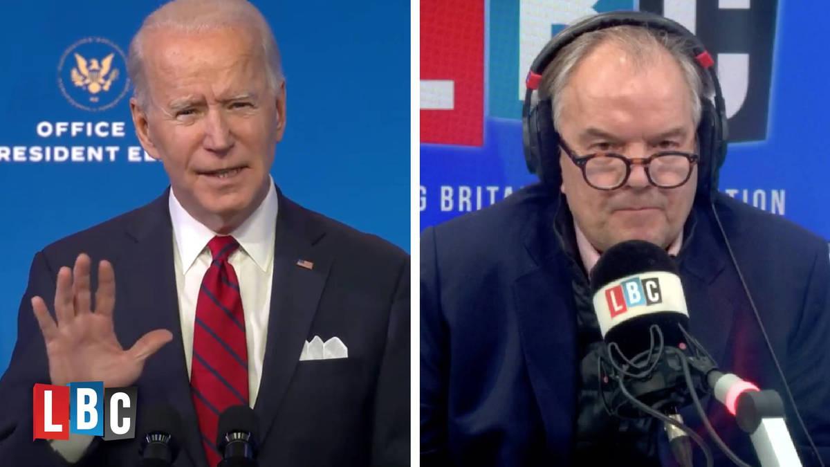 Joe Biden 'has no grip over his party': Former Trump Chief of Staff