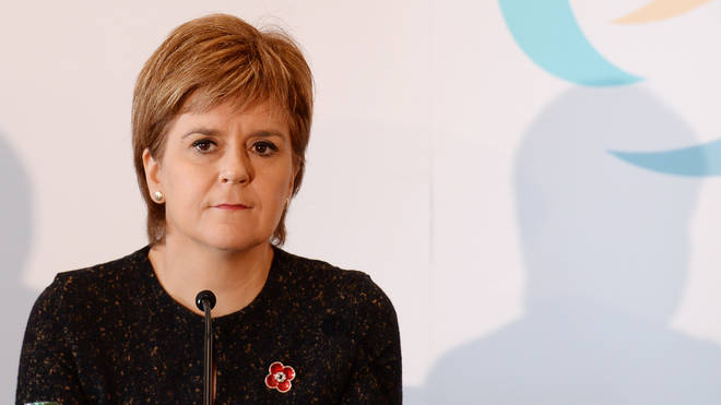 Nicola Sturgeon is the MSP in the area that this report focusses on