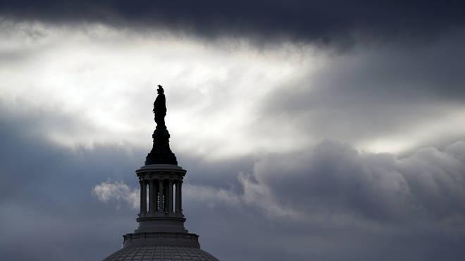 The US Capitol (Julio Cortez/AP)
