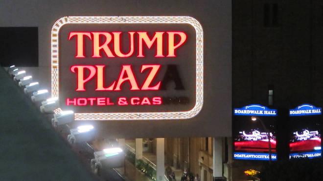 Ex Trump Casino Implosion Auction