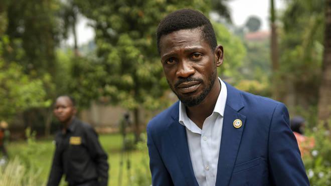 Uganda's leading opposition challenger Bobi Wine