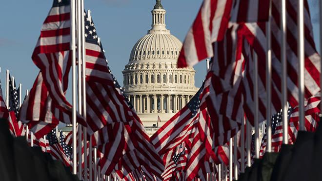 Joe Biden's USA Inauguration Day will take place on January, 20, 2021