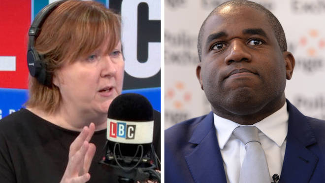David Lammy: Backlog of cases in our courts is a serious emergency