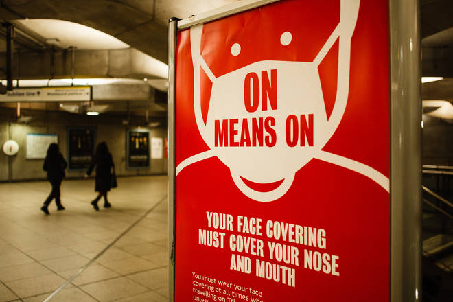 Transport for London is cracking down on people who refuse to wear face coverings