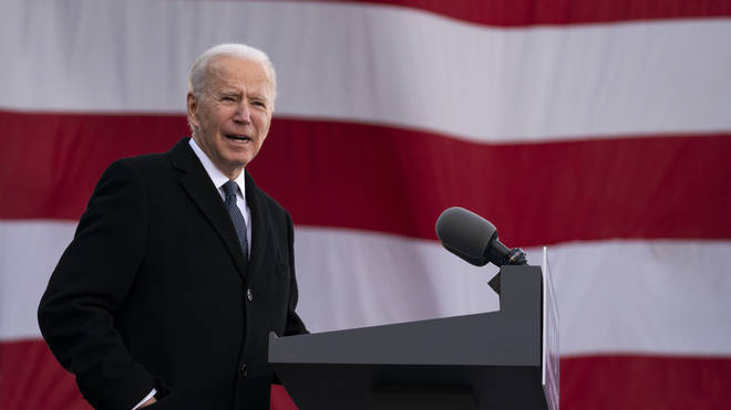 BidenPresident-elect Joe Biden