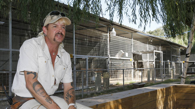 Joseph Maldonado-Passage, who also known as Joe Exotic