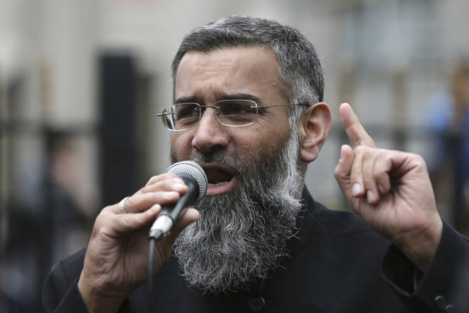 Anjem Choudary was jailed for five-and-a-half years in 2016