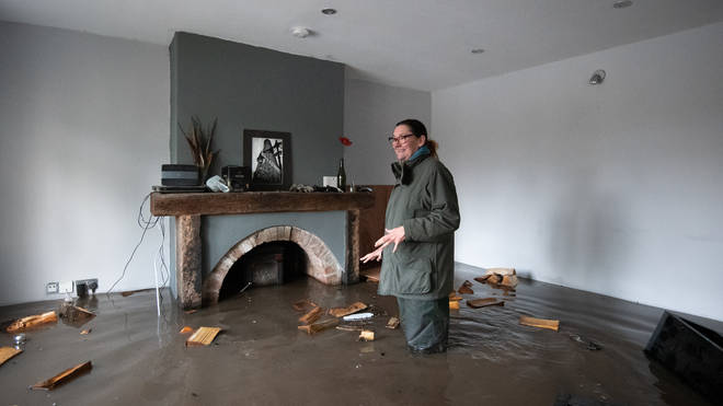 Ms Burns-Smith has lived in the property for over two years