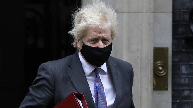 Boris Johnson is due to update the nation on coronavirus