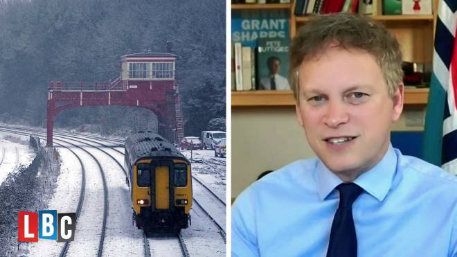 £800m to be invested in restoring rail services axed 50 years ago - Shapps