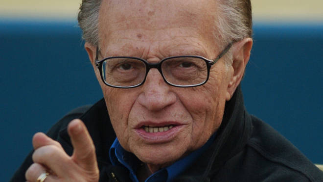 US TV host Larry King dies aged 87, weeks after being hospitalised with Covid-19