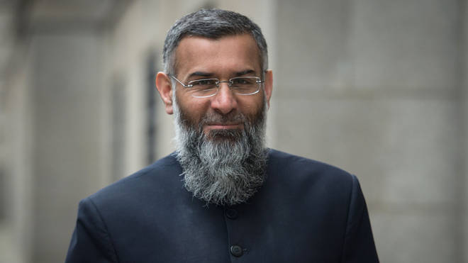 Anjem Choudary was jailed for five-and-a-half years in 2016.