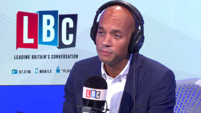 "Chuka Umunna says he will ""stick up"" for his Remain constituency over party politics"