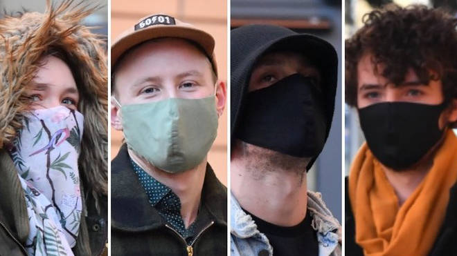 Rhian Graham, 29, Milo Ponsford, 25, Jake Skuse, 36, and Sage Willoughby, 21, all deny committing criminal damage