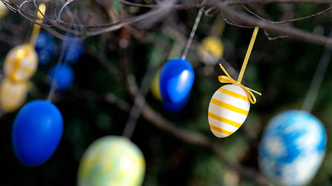 Easter gives the UK two bank holidays to look forward to every year