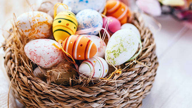 Easter 2021 dates fall early April - week earlier than last year