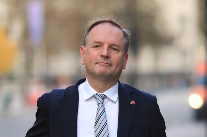NHS England chief executive Sir Simon Stevens
