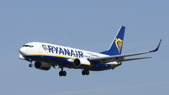 Ryanair faces criticism for not removing a racist passenger from one of its flights