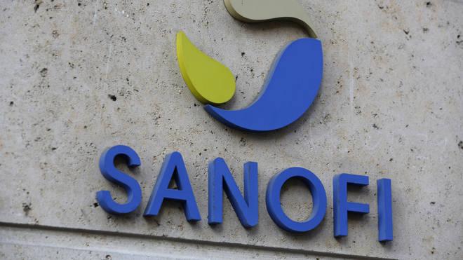 The Sanofi logo