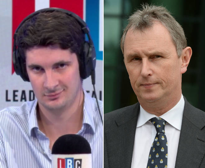 Tom Swarbrick spoke to Nigel Evans