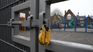 Boris Johnson announced the reopening of schools will only begin on the 8th March at the earliest.