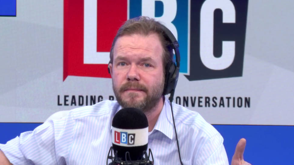 James O'Brien Ridicules Idea Of David Davis Becoming Prime Minister