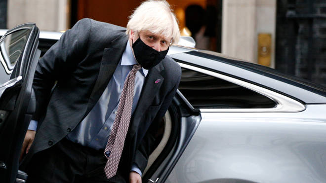 Boris Johnson will go to Scotland today