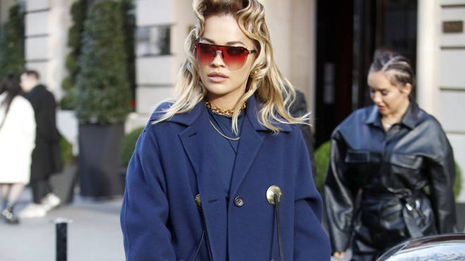 Rita Ora has already apologised for hosting the party