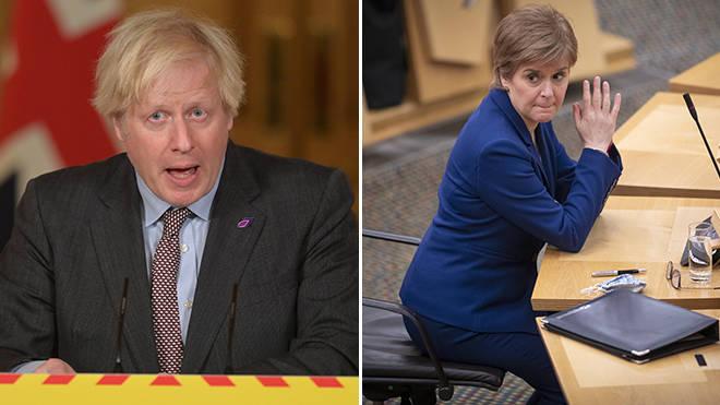 Boris Johnson's trip to Scotland has caused debate amongst MPs