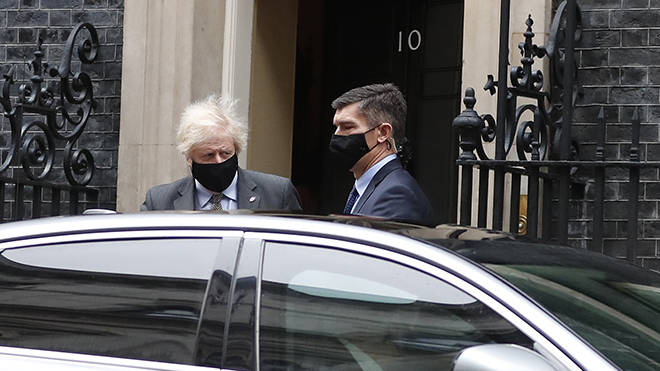 Boris Johnson is expected to talk about a united front against coronavirus