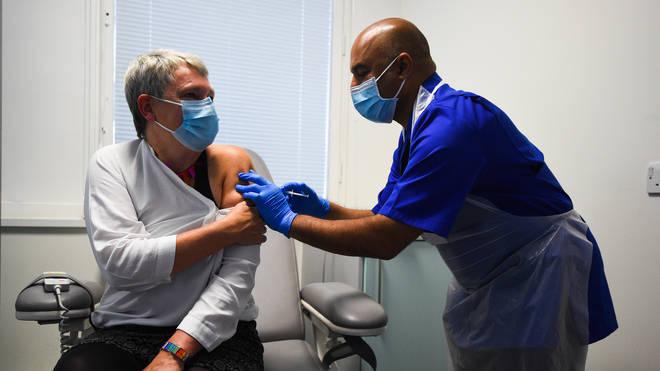The Novavax Covid vaccine had over 15,000 volunteers help in the study