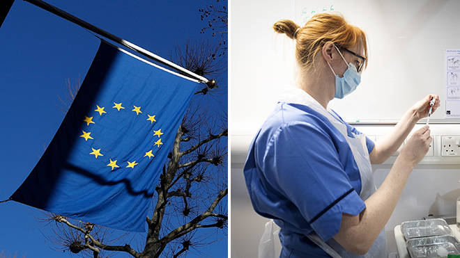 EU vaccine rollout: Why it the Covid-19 jab scheme is so delayed