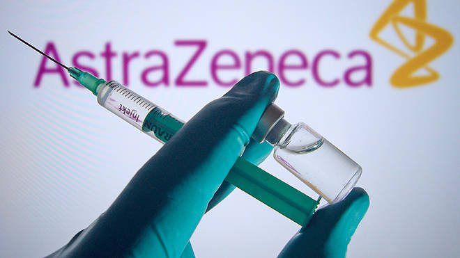 The EU and the UK continue to row over the supply of the AstraZeneca Covid vaccine