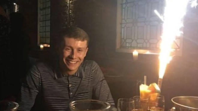 Sam Cook was stabbed to death while celebrating his birthday on a night out