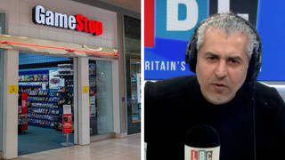 'They're doing it for justice': Maajid Nawaz shows solidarity with GameStop investors