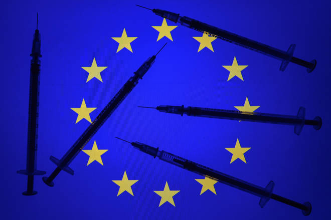 AstraZeneca has agreed to give the EU an extra nine million doses of the Covid vaccine