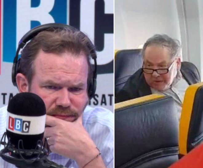James O'Brien's caller on viral rants was remarkable