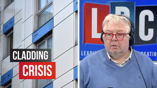 Cladding crisis: 'Terrified' caller in dangerous block backs Labour's calls for task force