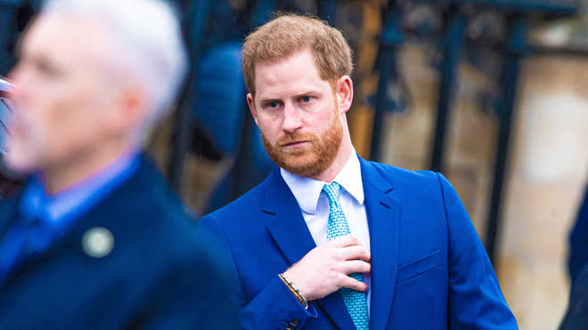 """Prince Harry has accepted """"substantial damages"""" from the Mail on Sunday"""